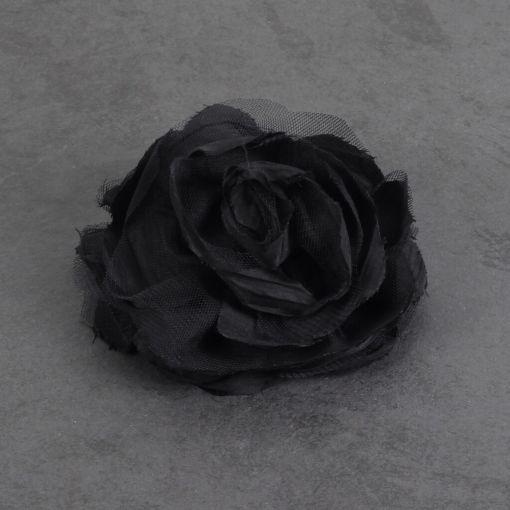 Corsage zwart
