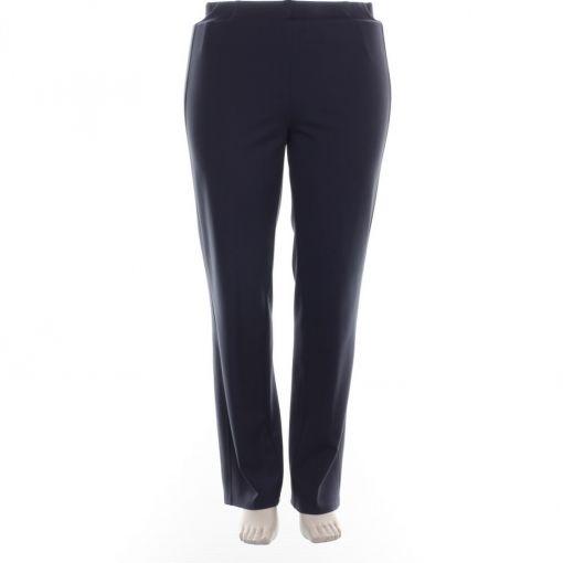 Adelina blauwe broek comfort fit