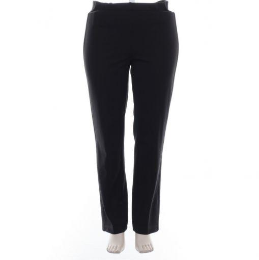 Adelina zwarte broek comfort fit