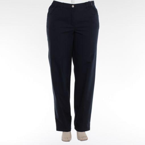 KJ Brand blauwe broek model Babsie