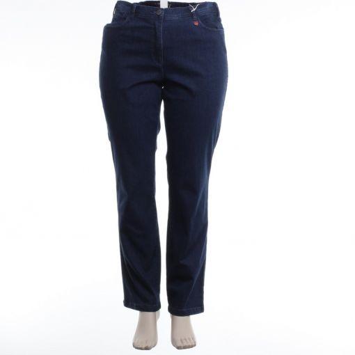 Toni blauwe spijkerbroek regular model