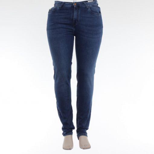 Blue Frog stretch jeans broek smaller bovenbeen smal toelopende pijp