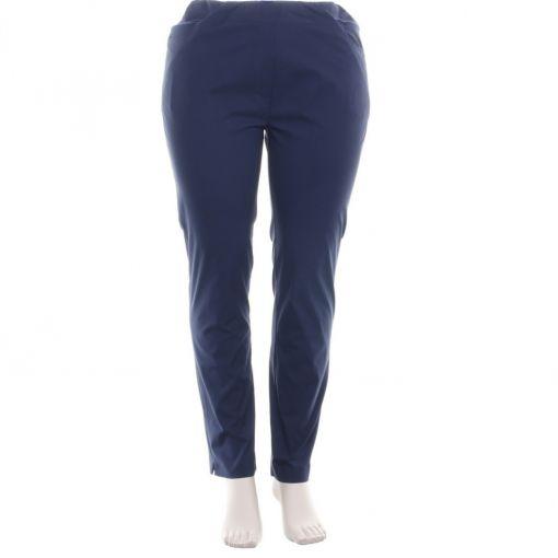Mona Lisa donkerblauwe pantalon extra smal model