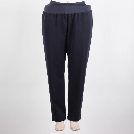 Carleoni pantalon donker blauw