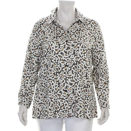 SeeYou blouse met fijne print