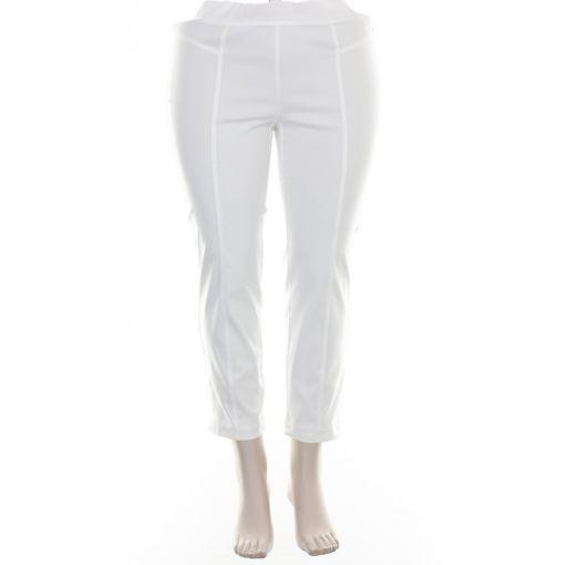 Samoon off white broek model Lucy