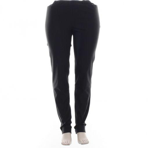 Laurie zwarte broek extra lang model