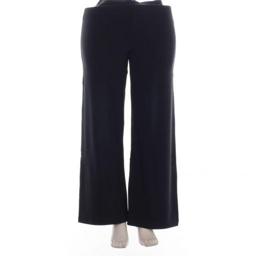 Elbi blauwe broek met fijn reliëf