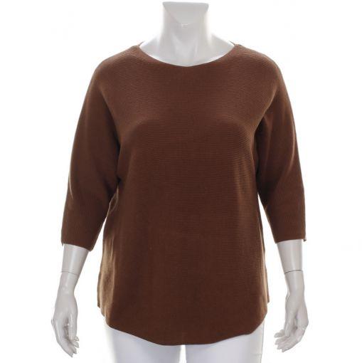 Samoon bruine pullover