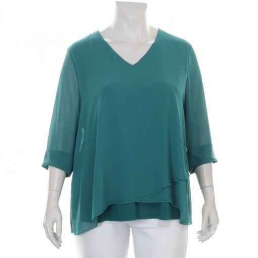 Verpass groene voile blouse
