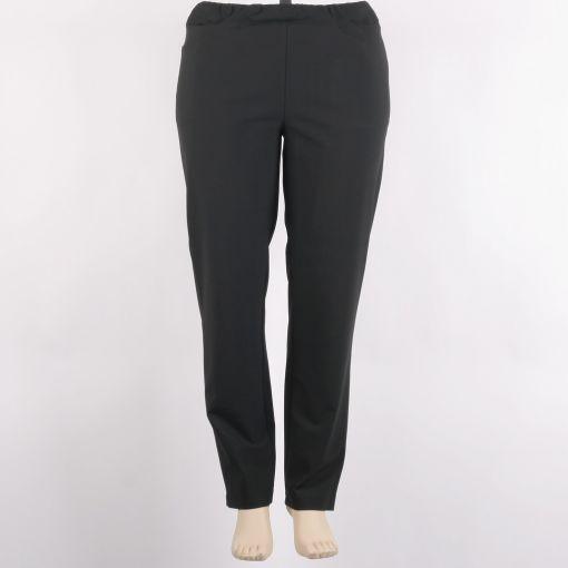 Zwarte pantalon merk Mona Lisa model Jana