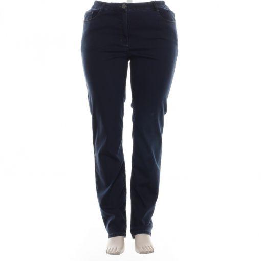 Stark donkerblauwe spijkerbroek model CS Ronja