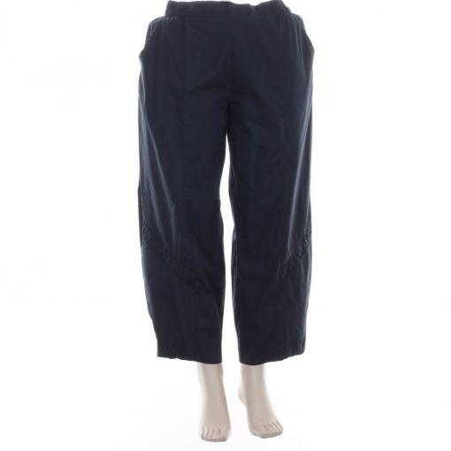 Luukaa blauwe katoenen broek