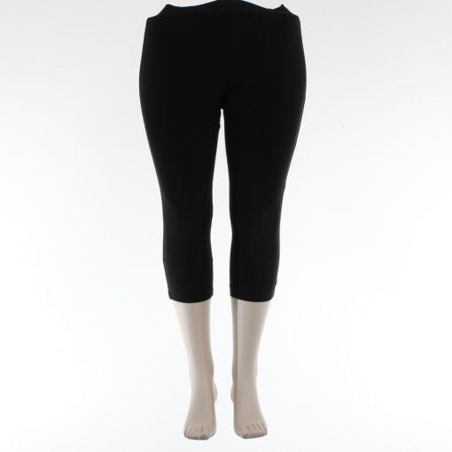 KJ- Brand 7/8e zwarte soepele legging