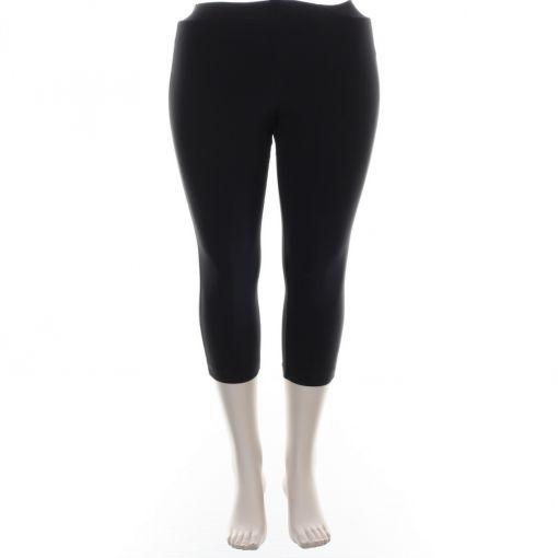 KJ Brand zwarte capri legging