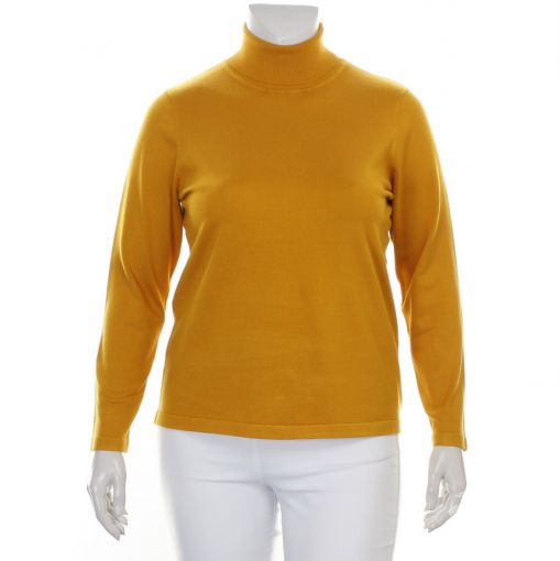 Signature oker pullover