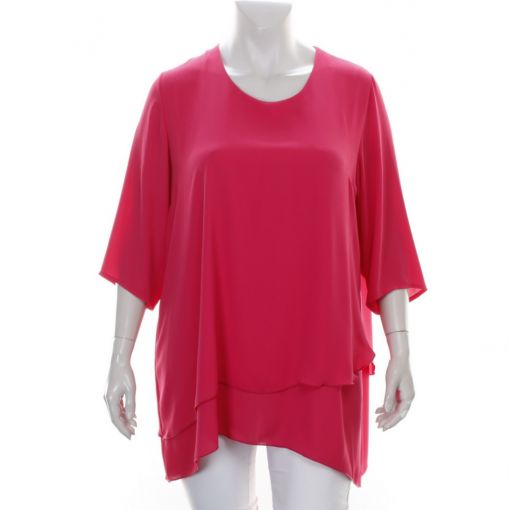 Only-M roze voile blouse