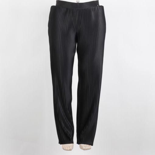 Q`neel pantalon zwart plisse