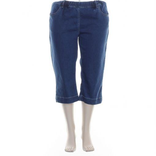 Laurie capri spijkerbroek model Chelsea