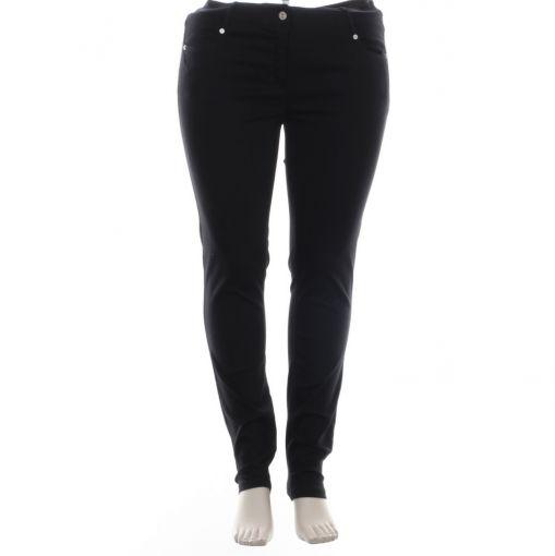 Robell zwarte jeans model Star