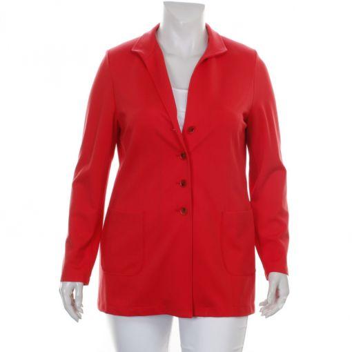 White Label mooi belijnde rode blazer