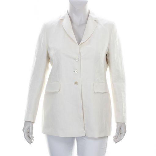 White Label ecru blazer