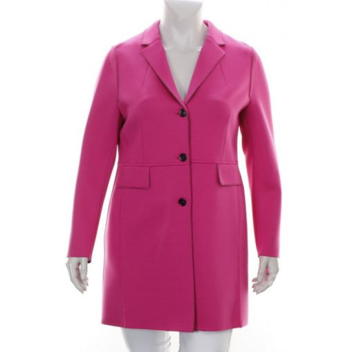 White Label roze blazer scuba