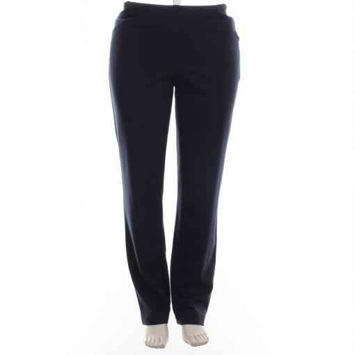 Sommermann blauwe pantalon Ellen