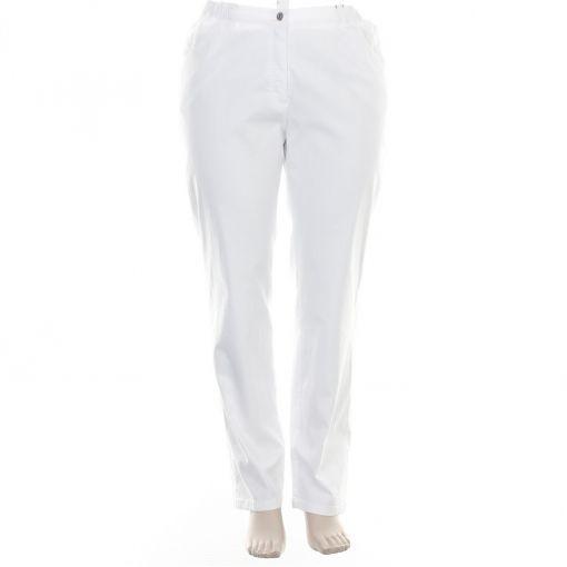 KJ-Brand witte spijkerbroek Betty