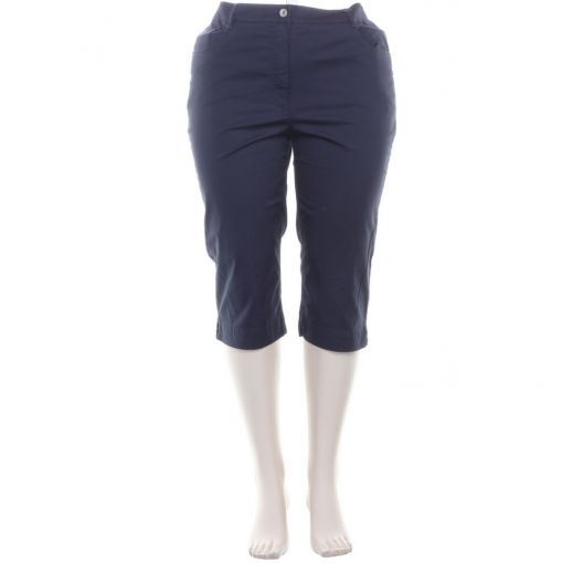Stark donkerblauwe korte broek