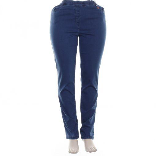 Relaxed by Toni blauwe spijkerbroek