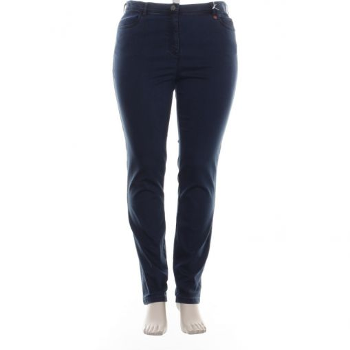 Relaxed by Toni donkerblauwe jeans