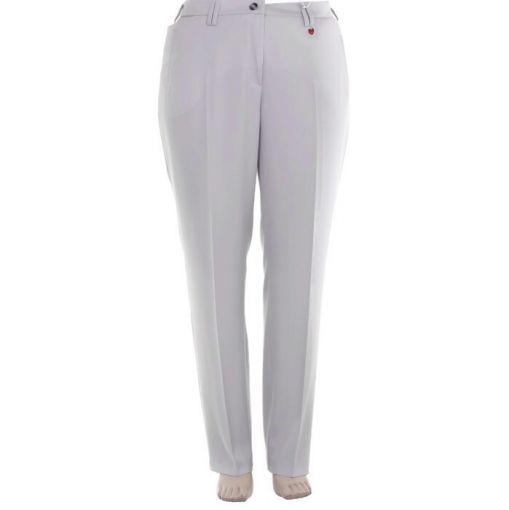Toni pantalon licht grijs normaal model