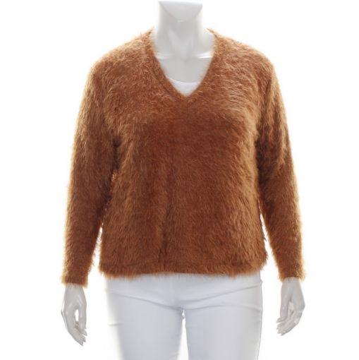 Verpass harige fluffy pullover