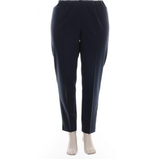 Verpass blauwe pantalon classic slim