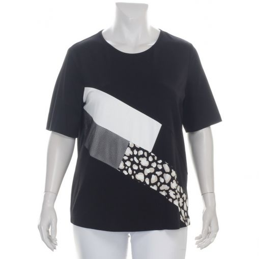 Verpass zwart wit shirt