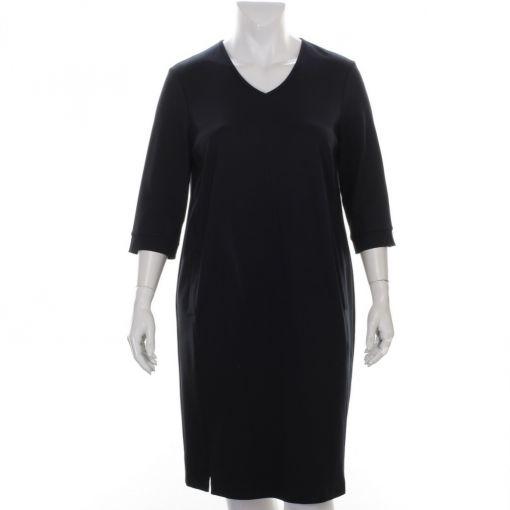 Verpass zwarte jurk met zakken