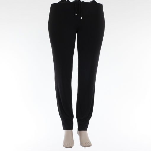 Yoek stretch broek vrij recht model