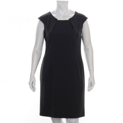Hermann Lange zwarte jurk