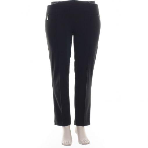 Hermann Lange zwarte pantalon